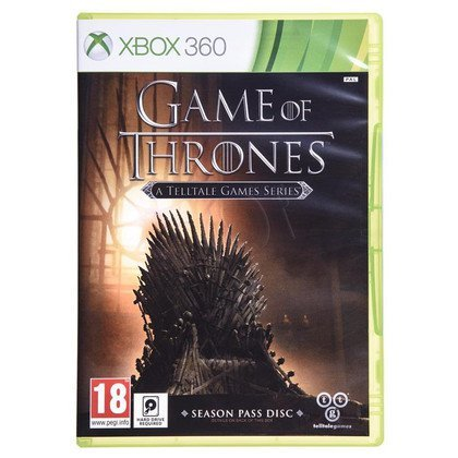 Gra Xbox 360 Game of Thrones