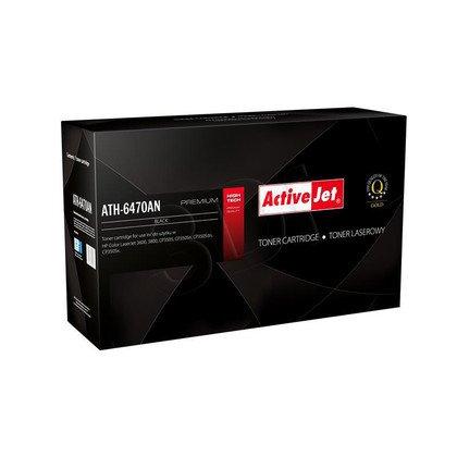 ActiveJet ATH-6470AN toner laserowy do drukarki HP (zamiennik Q6470A)