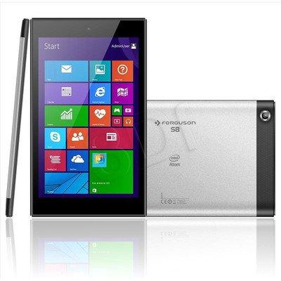 "Ferguson Tablet S8( 8"" Wi-Fi 16GB srebrny)"