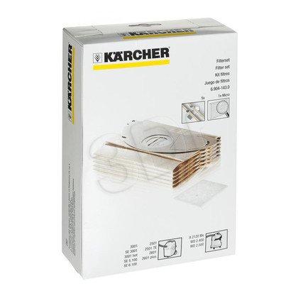 Zestaw filtrów KARCHER 6.904-143.0