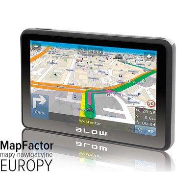 GPS580 SIROCCO 8GB BLOW EUROPA