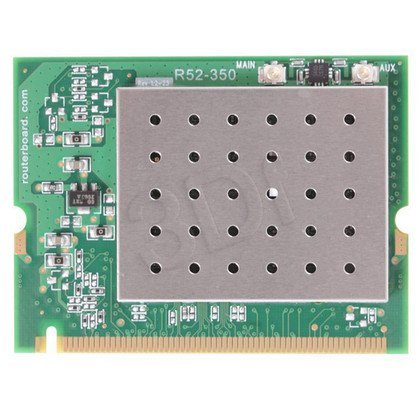 MikroTik R52H karta miniPCI Atheros AR5414 a/g HP