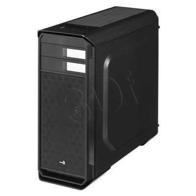 OBUDOWA AEROCOOL AERO-500 BLACK - USB3.0 - CZARNA