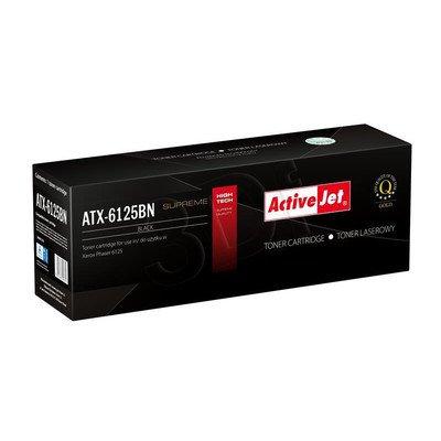 ActiveJet ATX-6125BN czarny toner do drukarki laserowej Xerox (zamiennik 106R01338) Supreme