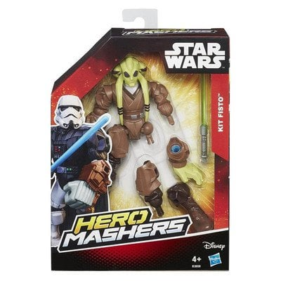 SW STAR WARS E7 HERO MASHERS FIGURKA 15CM (KIT FISTO) B3656
