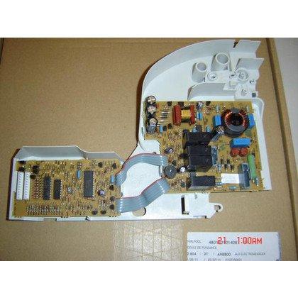 Moduł elektroniczny kuchenki mikrofalowej Whirpool (480120101408)