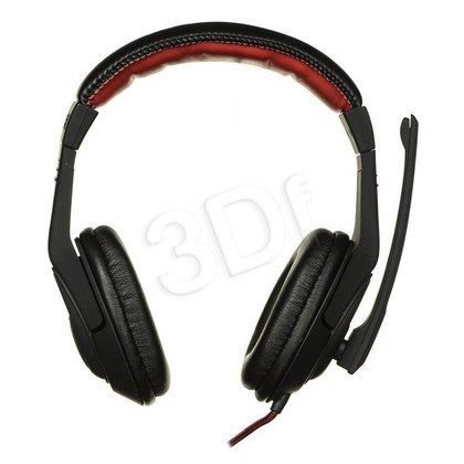 Słuchawki nauszne z mikrofonem Tacens MARS MH1 (czarny)