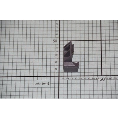 Zawieszenie szyby wewnętrznej 5 lewe szare (8051074)