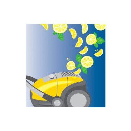 Zapach, odświeżacz do odkurzaczy - cytrynowy ZE211 (9002568211)