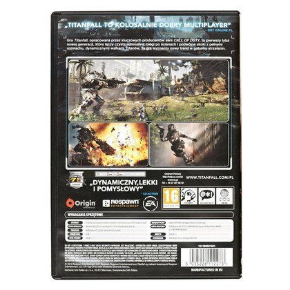 Gra PC TITANFALL