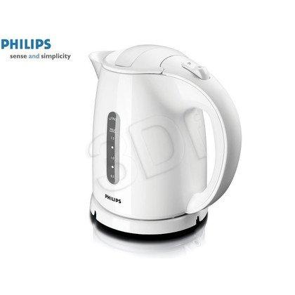Czajnik elektryczny PHILIPS HD 4646/00 (1,5 l / 2400 W / biały)