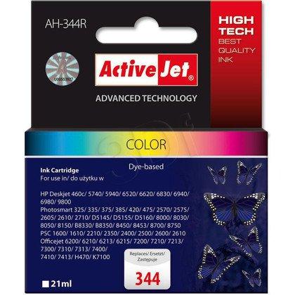 ActiveJet AH-344R (AH-363) tusz kolorowy do drukarki HP (zamiennik HP 344 C9363EE)