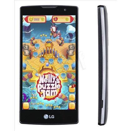 """Smartphone LG Spirit (H420) 8GB 4,7"""" Czarny/Tytanowy"""