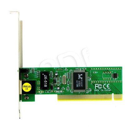 KARTA SIECIOWA PCI 10/100BaseTX BULK