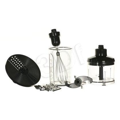 Blender ręczny Bosch MSM88190 (800W/czarny-inox)