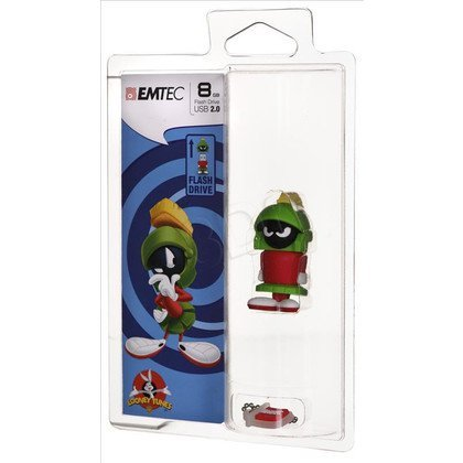 EMTEC FLASH L107 8GB USB 2.0 MARVIN LOONEY TUNES
