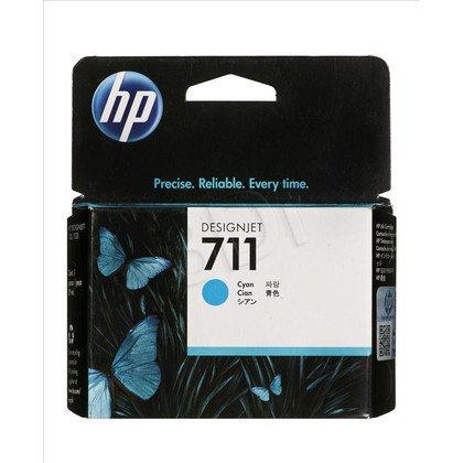 HP Tusz Niebieski HP711=CZ130A, 29 ml