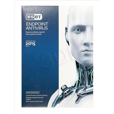 ESET Endpoint Antivirus - 10 STAN/36M UPG
