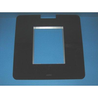 Panel przedni szklany okapu (294089)