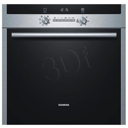 Piekarnik SIEMENS HB 43GT540E (elektroniczno- mechaniczny/ inox)