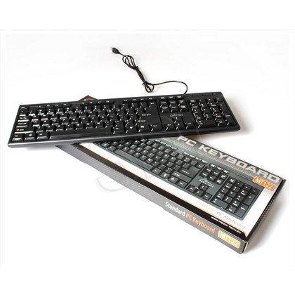 MEDIA-TECH STANDARDOWA KLAWIATURA USB MT122KU-US