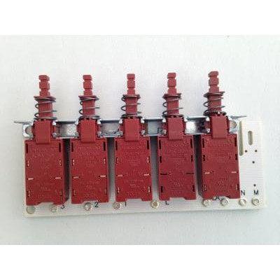 Płytka sterowania z przełącznikami (C00097979)