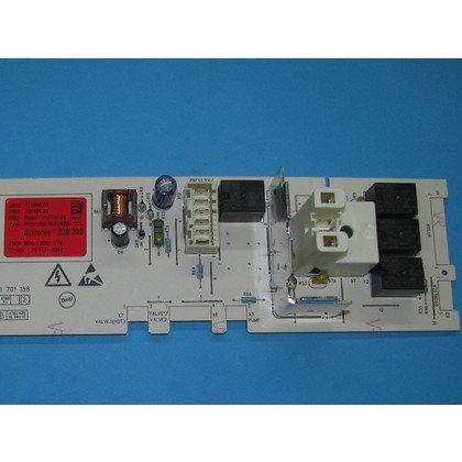Moduł elektroniczny skonfigurowany do pralki (238233)
