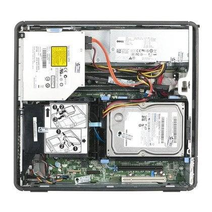 DELL DELL 780 Desktop E8400 4GB 250GB Intel GMA X4500 Intel GMA X4500 Win7P Ref. 3 miesiące