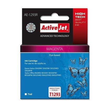 ActiveJet AE-1293R tusz magenta do drukarki Epson (zamiennik Epson T1293) Premium