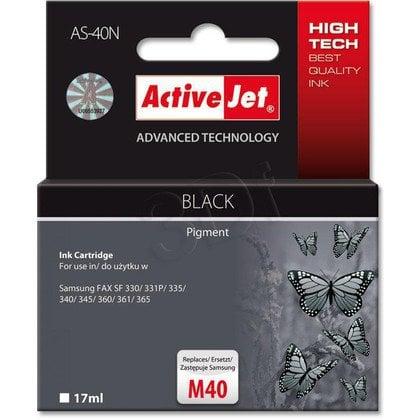 ActiveJet AS-40N (AS-M40N) tusz czarny do drukarki Samsung (zamiennik Samsung M40)