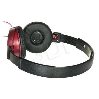 Słuchawki nauszne z mikrofonem Sony MDR-ZX310APR (Czerwony)