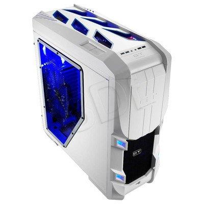 OBUDOWA AEROCOOL GT-S WHITE- USB3.0 - BIAŁA