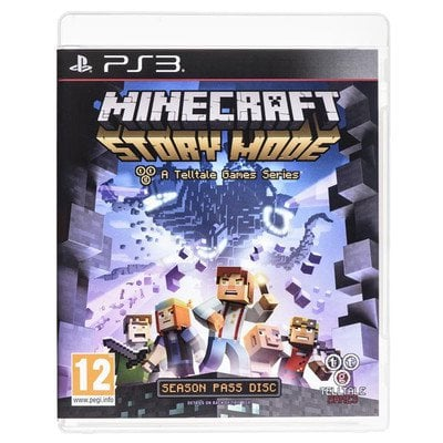 Gra GP3 Minecraft Story Mode
