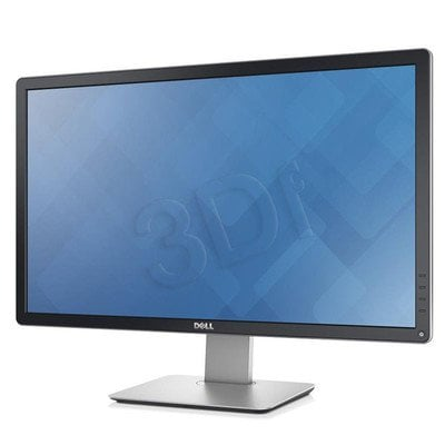 "Monitor Dell P2714H LED 27"" FHD IPS (WYPRZEDAŻ) czarno-srebrny"