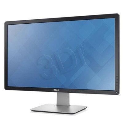 """Monitor Dell P2714H LED 27"""" FHD IPS (WYPRZEDAŻ) czarno-srebrny"""