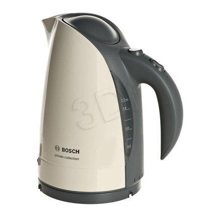 Czajnik elektryczny Bosch TWK6007N (1,7l 2400W Kremowy/jasnoszary)