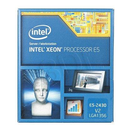 Procesor Intel Xeon E5-2430 v2 2500MHz 1356 Box