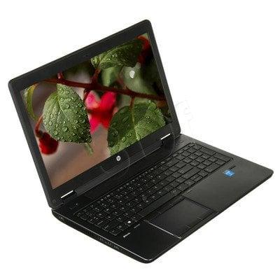 """HP Zbook G2 i7-4710MQ 8GB 15,6"""" FHD 256GB HD4600 K2100M Win7P Win8P Czarny J8Z54EA 3Y"""