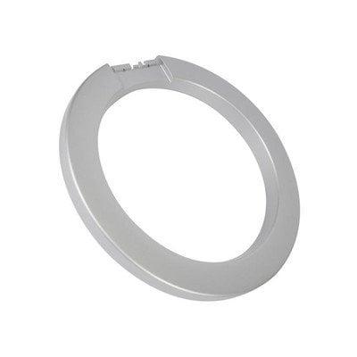 Zewnętrzny pierścień drzwi pralki w kolorze srebrnym (1108252105)