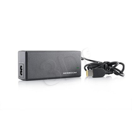 Zasilacz do notebooka Modecom MC-1D70LE-2 ROYAL DO LAP.LENOVO (20V 70W) czarny