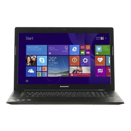 "LENOVO B70-80 i3-4005U 4GB 17,3"" HD+ 500GB HD4400 GT920M Win10 Szary 80MR01J0PB 1Y"