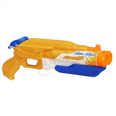 NERF SUPER SOAKER DOUBLE DRENCH A4840