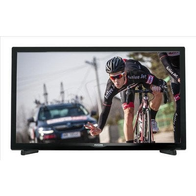 "TV 24"" LCD LED Philips 24PHH4000/88 (Tuner Cyfrowy 100Hz USB)"