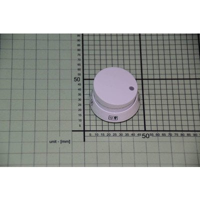 Pokrętło białe gazowe G455.01/09.3372K.00 (8036182)