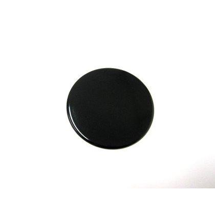 Nakrywka palnika duża czarna (C00092494)