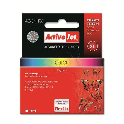 ActiveJet tusz do Canon CL-541XL AC-541RX (WYPRZ)