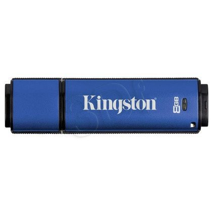 Kingston Flashdrive DataTraveler Vault Privacy 3.0 8GB USB 3.0 Niebieski