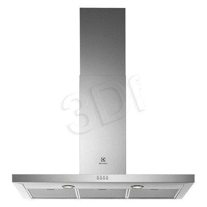 Okap Kominowy Electrolux EFC90467OX (Stal nierdzewna 600m3/h 898mm)