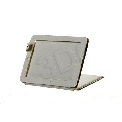 iBOX ETUI EKO SKÓRA iPad 2, New iPad, BIAŁE