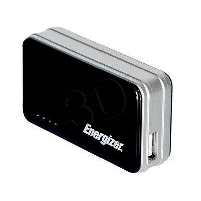 Energizer Powerbank UE2202 2200mAh USB czarny
